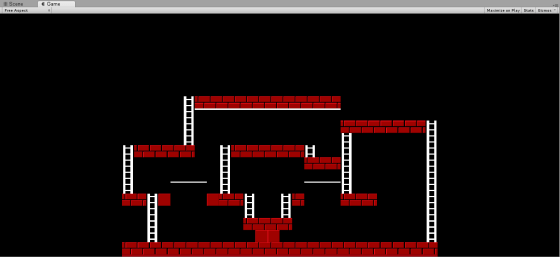 Lode Runner level