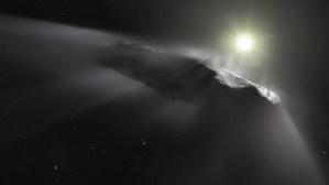 Prvního mezihvězdného návštěvníka na Zemi možná vyslali mimozemšťané!