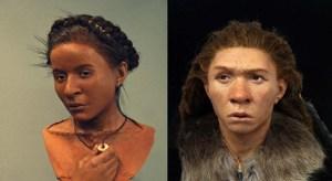 Tajemné dějiny lidstva: Anglické muzeum zveřejnilo rekonstrukce obličejů starých Evropanů!