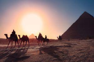 Proč začali staří Egypťané shazardem?