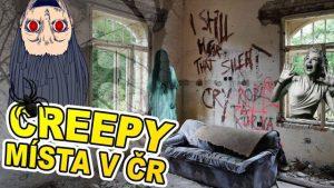 VIDEO: Záhadná místa v ČR. Strávili byste tam noc?