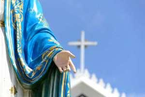 Vidění katolické misionářky: První skutečné zjevení v USA?