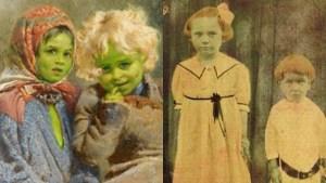 Záhadné zelené děti zWoolpitu: Nadpřirozené bytosti, nebo nechtění sirotci
