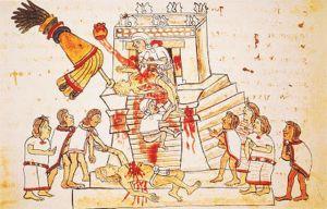 Brutální obřady Aztéků: Kolik srdcí vyrvali, aby Slunce znovu vyšlo?