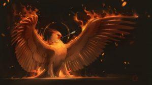 Nad Brazílií se objevil ohnivý orel