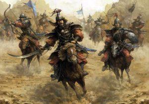 Kde leží hrob velkého dobyvatele Čingischána?