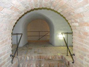 Duch hraběnky Amálie v podzemí