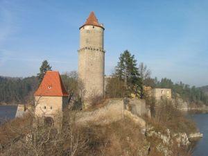 Zvíkovská věž Markomanka: Místo s tajemnou pověstí