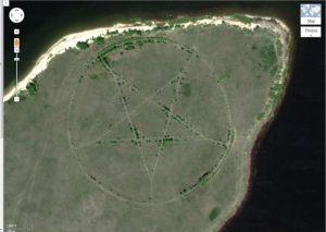 Google Earth: Co zvláštního se na mapách podařilo zachytit?