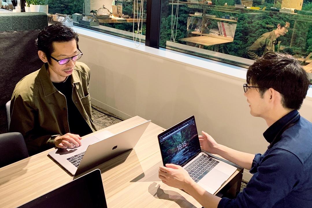 エンジニアインタビュー Webエンジニア編 part1