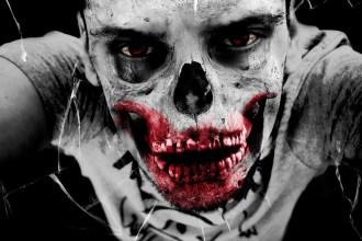disfraz de zombie halloween