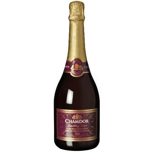 CHAMDOR RED GRAPE NON ALCOHOLIC WINE 750ML