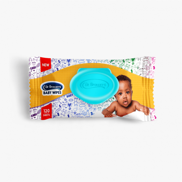 Dr Browns Baby Wipes 120 Sheets 600x600 1