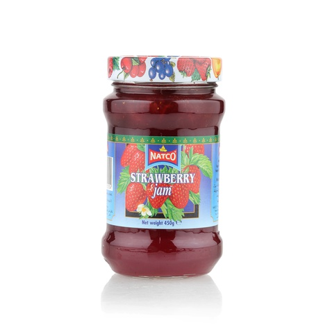 Natco Strawberry Jam