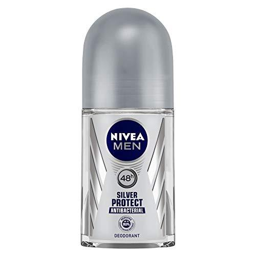 Nivea Men Silver Protect roll on.50ml