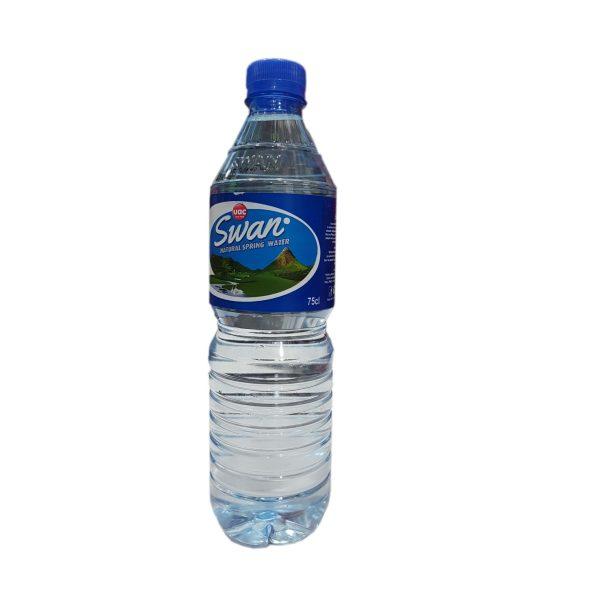 SWAN NATURAL SPRING WATER 75CL