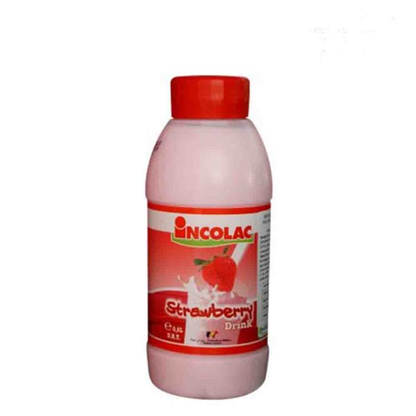 INCOLAC STRAWBERRY DRINK 0