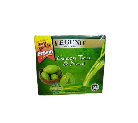 Legend Tea & Herbs Green Tea & Noni
