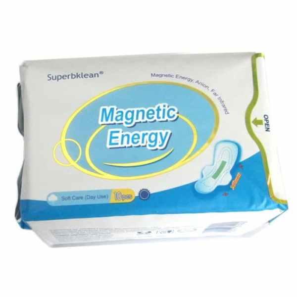 Longrich Magnetic Energy Sanitary Pad 260mm