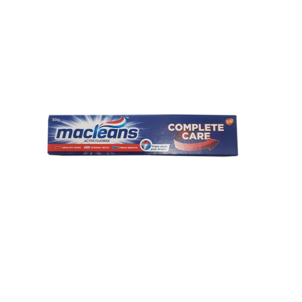 Macleans Complete Care Tothpaste