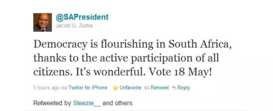 Zuma-1st-Tweet-10-may-2011