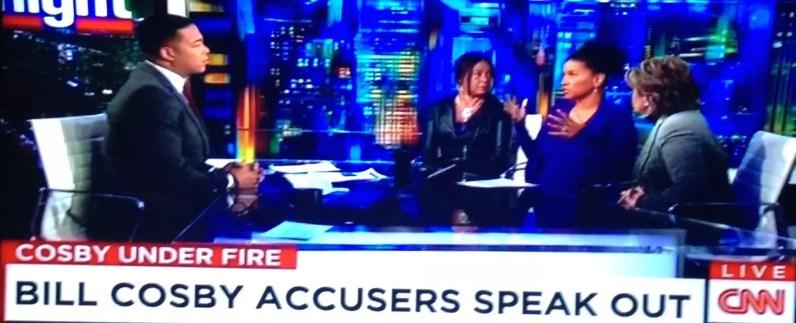 CNN: Bill Cosby Accuser Interview 2