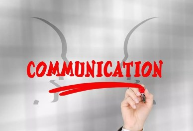enitiate.the importance of communication in the workplace