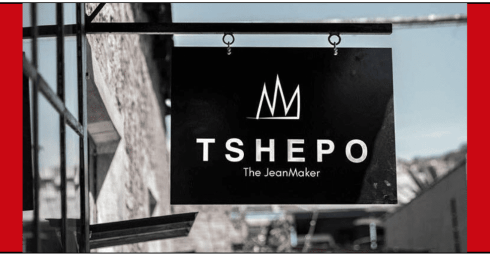 eNitiate | Tshepo the Jean Maker Feature Image | 29 August 2019