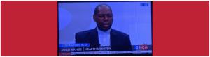 eNitiate | Coronavirus Pandemic | Social Media Metrics | Minister Zweli Mkhize | 16 Apr 2020 | Banner
