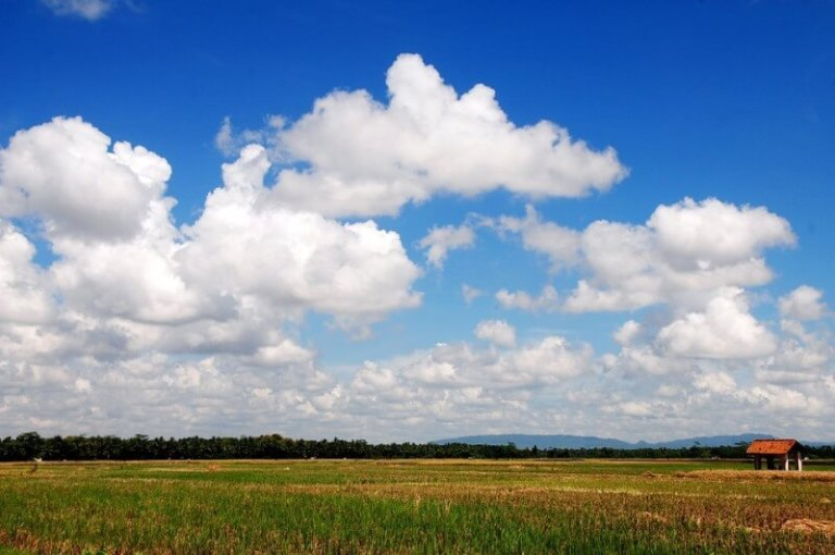 lapisan troposfer struktur atmosfer bumi