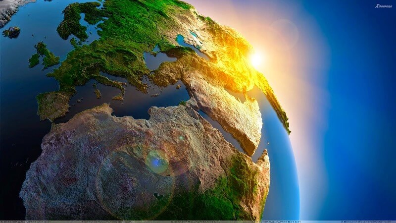 urutan struktur bumi