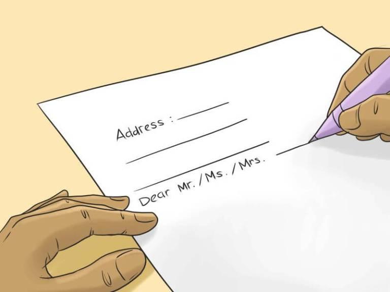 cara membuat surat izin