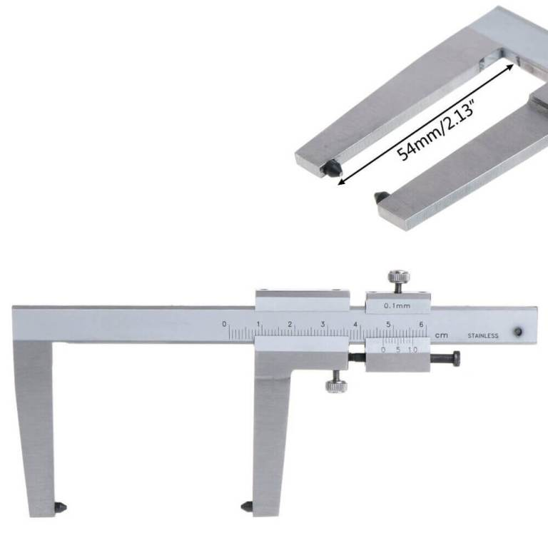 Disk Brake Vernier Calipers