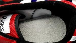 ウィンジョブ32l靴の中
