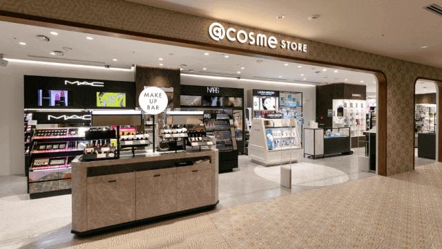 「@cosme store」店舗外観