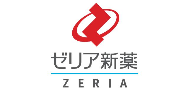 ゼリア新薬-会社ロゴ