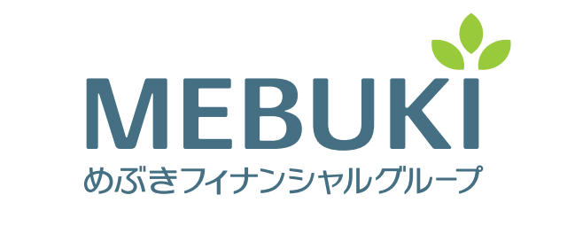 めぶきフィナンシャルグループ-会社ロゴ