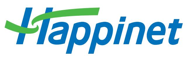 ハピネット-会社ロゴ