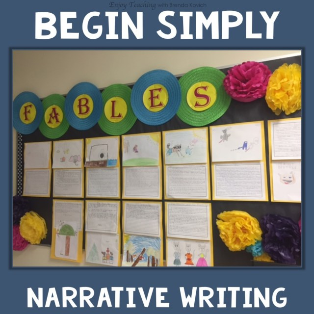 Teaching Kids to Write Stories [Fiction and Narrative]
