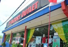 1st Factory Outlet Shopping Clothing in Batam