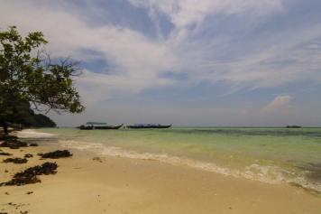 Dedap Island beach