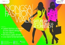 Nongsa Fashion Walk 2016
