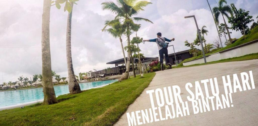 Tour Satu Hari Bintan, Alternatif Wisata bagi Warga Batam