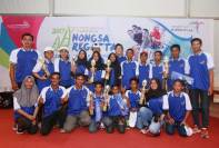 Wonderful Indonesia Nongsa Regatta 2017