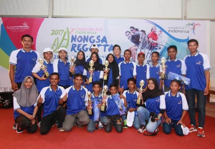 Wonderful Indonesia Nongsa Regatta 2017
