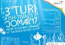3rd Turi Fish-Tival, Fish,Catch, and Win