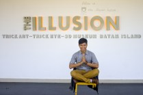 The Illusion Batam Flying Chair