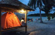 2D1N Camping+Snorkeling Pantai Dedap