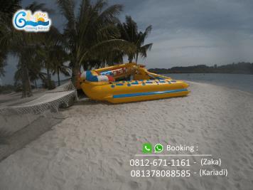 Banana Boat Adventure Ranoh Island