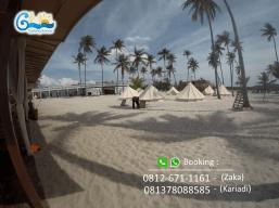 Kawasan Camp Adventure Ranoh Island